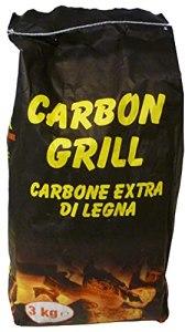 Sac de 3kg Charbon Charbon de bois pour feu barbecue bBQ cheminée fornacella