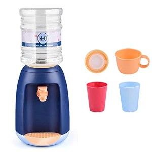 Taoyun Mini distributeur d'eau avec 3 tasses pour enfants – Jouet de simulation pour jeux de rôle