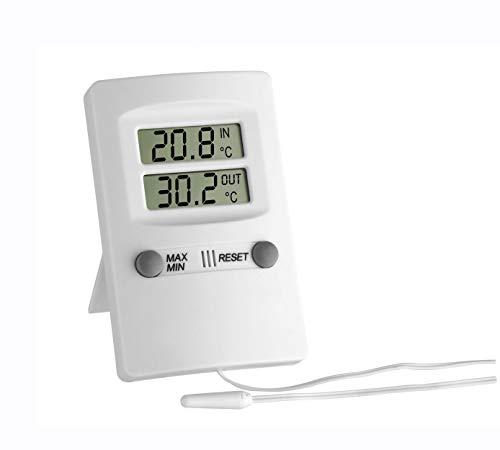 TFA-Dostmann 30.1009 Thermomètre électronique avec Maximum-Minimum