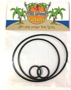 Tiki Island Pool Express Compool 51016200, 192039, 1132, R0487100 Kit de Joint torique de Valve 3,8-7,6 cm