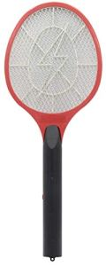 Velamp Smash Raquette électronique Fulmina Insectes, rouge