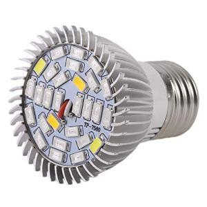 WHEEJE LED Grow Grow Light 10W 28 É27 Spotlight Spotlight Lampe Flower Flower Système de cuisson Grow Box AC85-265V (Wattage : 10W28LEDs)