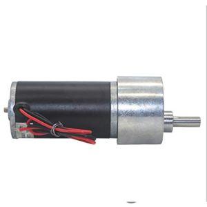 WSF-DIANJI, 1pc 37GB31Y Vitesse de réduction du moteur, 12V DC 24 V Moteur à aimant permanent 2480 31ZY tubulaire Réducteur Moteur (Couleur : 16 RPM, Taille : 24V)