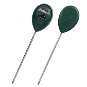 youyu6-2o521 Moissière Portable Testeur de Sol Détecteur d'humidité de Sol à Aiguille Unique Hygromètre de Mesure de la Valeur de pH de la tête d'origine Portable et précis (Size : Humidity)