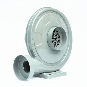 ZXF – Souffleur d'air électrique centrifuge manuel en fer forgé – Pour la combustion du barbecue – Petits verres ménagers.