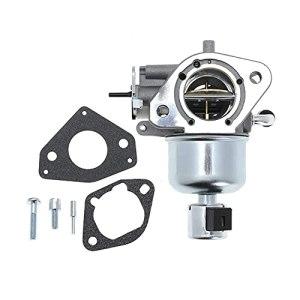 Asudaro Carburateur de moteur, kit de carburateur en acier inoxydable carburateur de remplacement pour tronçonneuse compatible avec KT730 KT735 KT740 KT745, 16-853-19S
