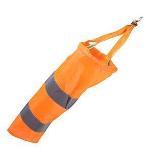 Demeras Manche à air légère 40 cm -Stop en Nylon pour l'industrie Chimique de la météorologie