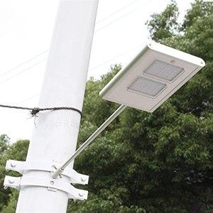 Lumières solaires extérieures Cour de lumière extérieure solaire Accueil Capteur d'éclairage intérieur automatique étanche LED lumière de rue Décor de jardin (Size : Lamp human body induction wall)