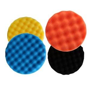 Pads d'éponge de polissage Kit 6 pouces de polissage à éponge automatique