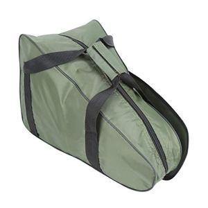 Sac de transport pour tronçonneuse, accessoires de tondeuse à gazon en tissu Oxford résistant à l'usure pour foresterie pour l'agriculture pour protéger tronçonneuse pour sac de
