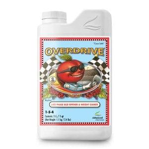 STIMULATEUR FLORAISON OVERDRIVE ADVANCED NUTRIENTS 1L
