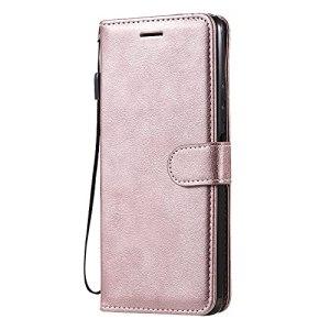 Coque Portefeuille pour Xiaomi Redmi Note 10 Pro 6.67inch Housse Protection en Cuir avec Support Porte Carte Antichoc Case Étui pour Redmi Note10 Pro – JEKT210371 Or
