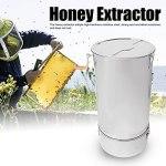 Extracteur de miel, grand extracteur de miel manuel durable efficace pratique pour la famille pour le miel