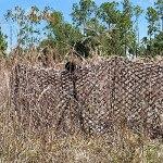 Filet De Camouflage,Filet De Camouflage Chasse,Filet De Confidentialité Militaire,Filet D'ombrage,Filet Décoratif Fête,Couverture De Camouflage,1/2/3/4/5/6/7/8/10m,Anti-âge,4x5m/13.1×16.4ft