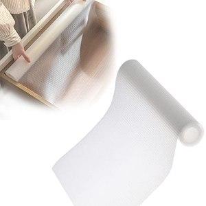 HGFG Revêtement en papier antidérapant et imperméable pour armoires de cuisine – Non adhésif – 140 x 61 cm (A)