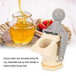 Jopwkuin Honey Gate, Outil d'embouteillage apicole de Valve de Miel pour la Circulation de Valve de Miel