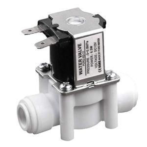joyMerit Électrovanne d'eau d'alimentation 3/8 » 12V