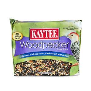 Kaytee Products Woodpecker Seed Cake Wild Birds Long Lasting Treats 1.85lbs