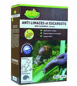 Start Anti limaces et escargots 500g 0,5kg ALF500