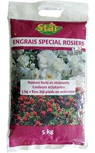 Start Engrais rosiers 10-8-17SK+3%MGO 5kg 5kg ER5