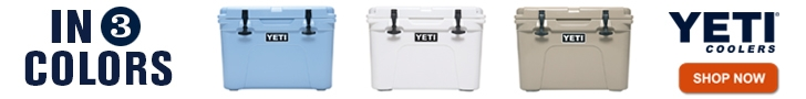 Yeti Coolers Ad