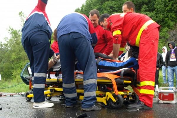Adolescent mort într-un accident rutier petrecut la ieşirea din Hunedoara