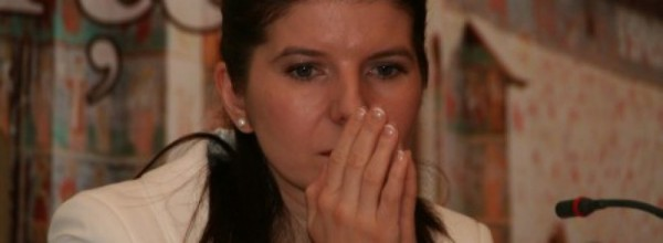 Monica Iacob Ridzi a fost eliberată