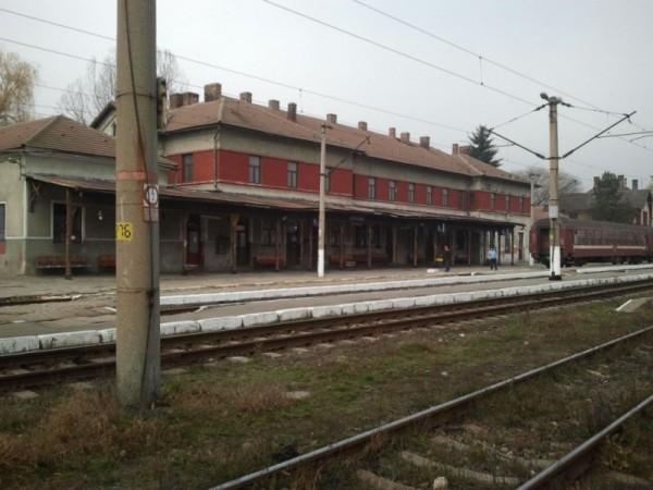 Când vor demara lucrările la gara din Petroșani?