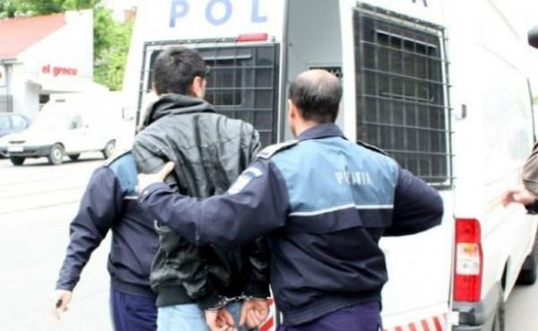 Condamnat prins de polițiști