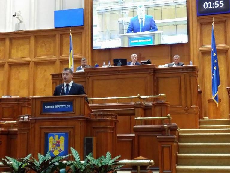 Senatorul Cristian Resmeriță cere Ministrului Muncii precizări clare privind drepturile la pensie ale minerilor