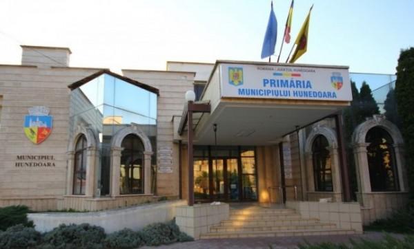 Primăria Municipiului Hunedoara face ANGAJĂRI