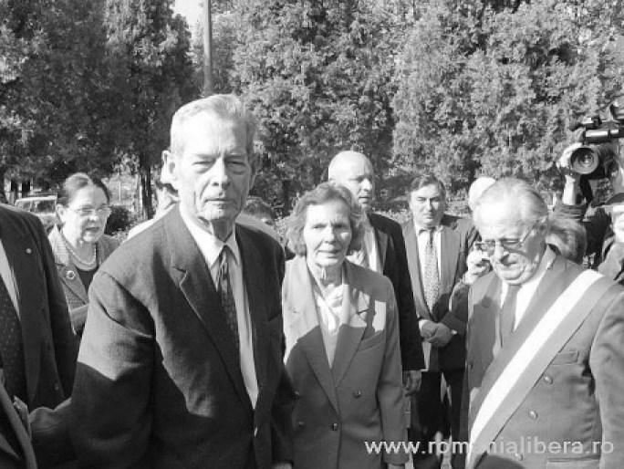 MS Mihai&MS Ana cu primarul Schreter