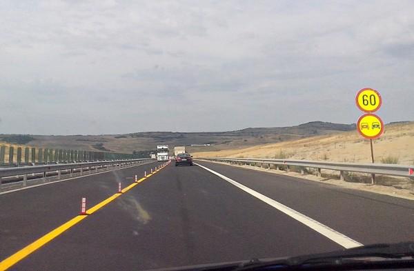 Ministrul Transporturilor: 60 de kilometri de autostradă vor fi recepționați în 2018. Două loturi, de pe Sebeș-Turda, arată foarte bine