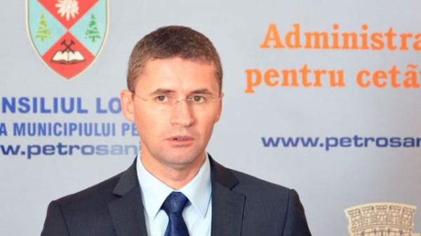 Câteva din direcțiile prioritare de dezvoltare a municipiului Petroșani în anul 2017