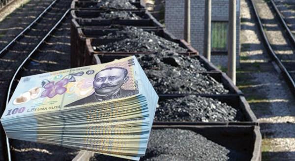 Stocurile de cărbune reduse, responsabile, parțial, de prețul ridicat al energiei