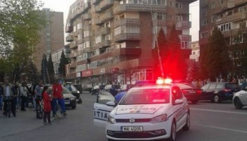 Petroșani. Femeie accidentată în timp ce traversa strada prin loc nepermis