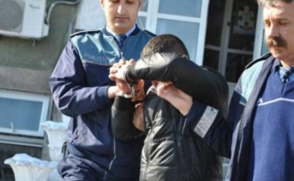 Petrilean arestat pentru furt
