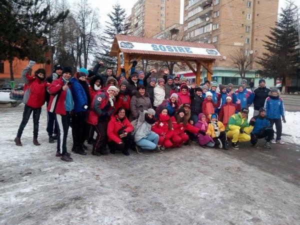 34 de campioni la Crosul începutului de an de la Petroșani
