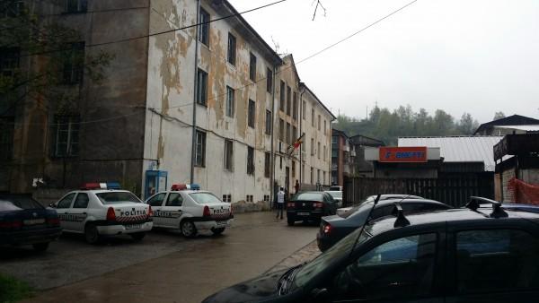 Condamnat descoperit de polițiștii din Lupeni