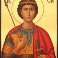 """Cui îi spunem """"La mulți ani!"""" de Sfântul Gheorghe: Nume care se serbează în ziua Sfântului Mare Mucenic, purtătorul de biruință"""