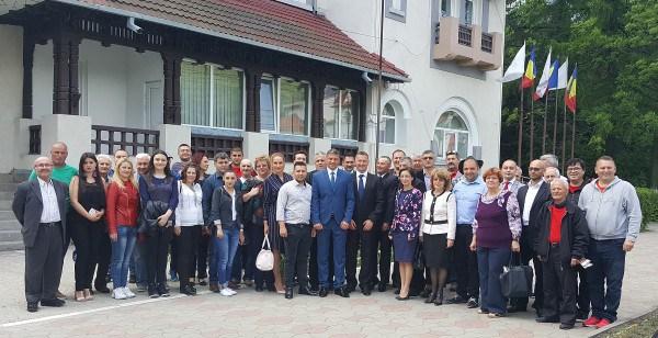 Lucian Resmeriță și-a depus oficial candidatura pentru funcția de primar al municipiului Lupeni