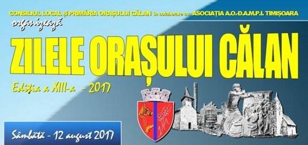 Zilele orașului Călan vor avea loc pe 12-13 august