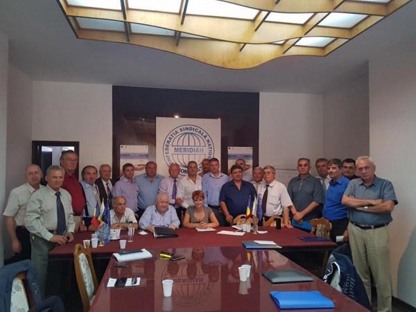 Primarii Văii Jiului și liderii de sindicat au adus problemele pensionarilor din minerit în atenția ministrului Muncii