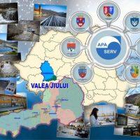 Restricții de apă luni, 10 mai, în cartierul Bărbăteni din Lupeni