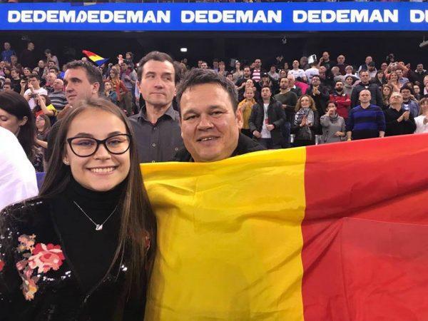 Dr. Edmund Iosa, suporter de 10 în România 100
