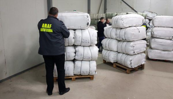 Captură record a inspectorilor Antifraudă Deva