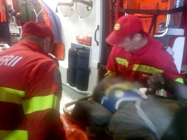UPDATE! Miner rănit grav în subteranul EM Livezeni