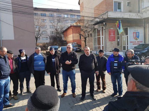 Încă o problemă rezolvată după audiențele de la Biroul CJH din Petroșani / ITP pentru mașini agricole, și la Petroșani