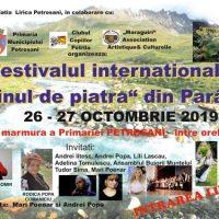 """Petroșaniul, gazda unei noi ediții a Festivalului artistic internațional """"Crinul de piatră"""""""