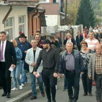 Debut de campanie electorală în spirit social-democrat la Lupeni